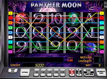 Игровой автомат Panther Moon - фото № 2