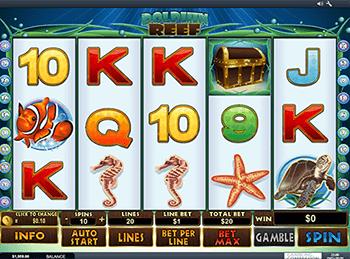 Игровой автомат Dolphin Reef - фото № 1