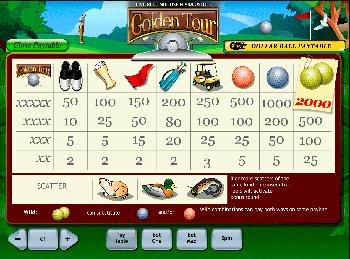 Игровой автомат Golden Tour - фото № 1