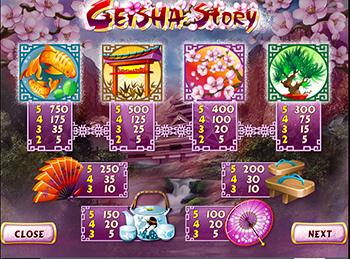Игровой автомат Geisha Wonders - фото № 4