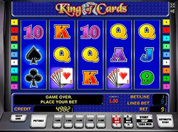 Игровой автомат King of Cards - фото № 4