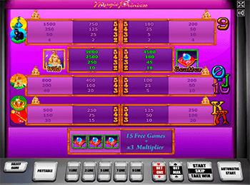 Игровой автомат Magic Princess - фото № 3