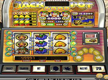 Игровой автомат Jackpot 6000 - фото № 2