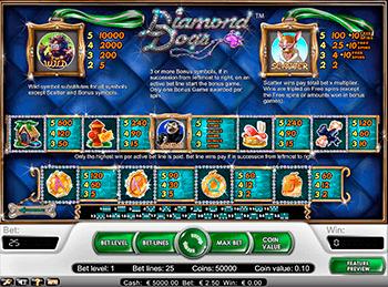 Игровой автомат Diamond Dogs - фото № 1