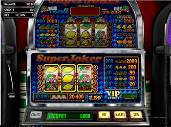Игровой автомат Super Joker VIP - фото № 1