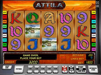 Игровой автомат Attila - фото № 5
