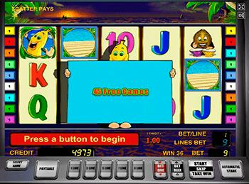 Игровой автомат Bananas go Bahamas - фото № 6