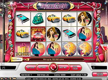 Игровой автомат Hot City - фото № 1