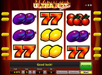 Игровой автомат Ultra Hot Deluxe - фото № 2