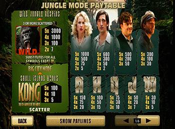 Игровой автомат King Kong - фото № 1