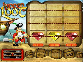 Игровой автомат Hidden Loot - фото № 4