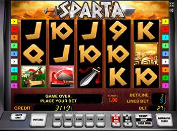 Игровой автомат Sparta - фото № 5