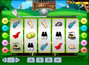 Игровой автомат Golden Tour - фото № 4