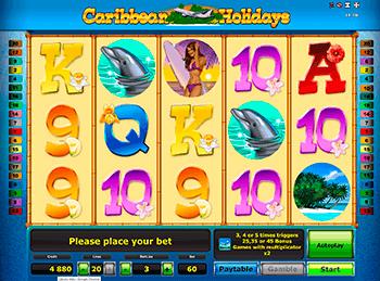 Игровой автомат Caribbean Holidays - фото № 6
