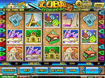 Игровой автомат Global Traveler - фото № 2