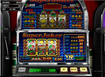 Игровой автомат Super Joker VIP - фото № 2