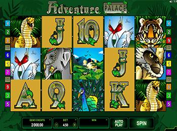 Игровой автомат Adventure Palace - фото № 4