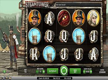 Игровой автомат Steam tower - фото № 4