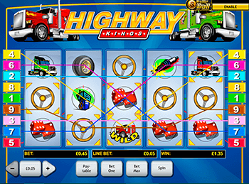 Игровой автомат Highway Kings - фото № 2