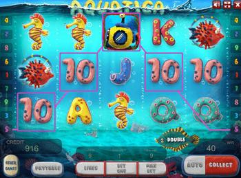 Игровой автомат Aquatica - фото № 3