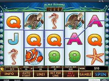 Игровой автомат Dolphin Reef - фото № 2