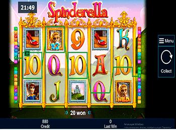 Игровой автомат Spinderella - фото № 4