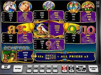 Игровой автомат Gryphon\'s Gold - фото № 4