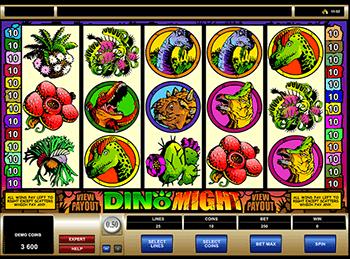 Игровой автомат Dino Might - фото № 2