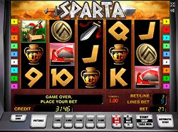 Игровой автомат Sparta - фото № 6