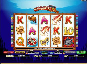 Игровой автомат Shaaark Superbet - фото № 4