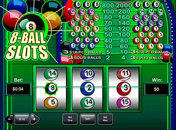 Игровой автомат 8 Ball Slots - фото № 3