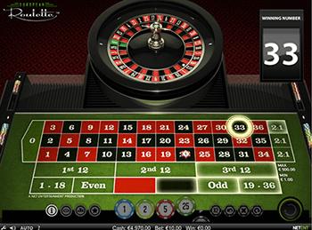 Игровой автомат European Roulette - фото № 3