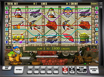 Игровой автомат Gnome - фото № 6