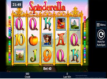 Игровой автомат Spinderella - фото № 1