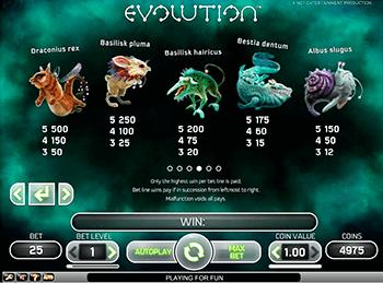 Игровой автомат Evolution - фото № 2