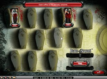 Игровой автомат Blood Suckers - фото № 1