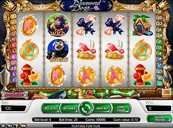 Игровой автомат Diamond Dogs - фото № 6
