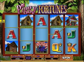Игровой автомат Piggy Fortunes - фото № 1
