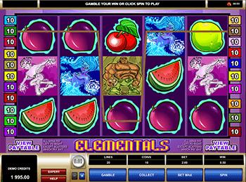 Игровой автомат Elementals - фото № 4