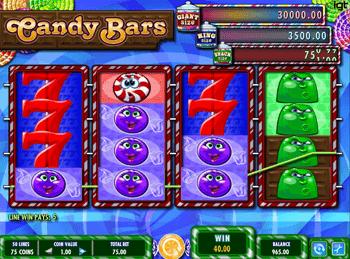 Игровой автомат Candy Bars - фото № 1