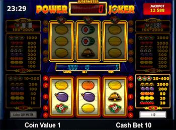 Игровой автомат Power Joker - фото № 2