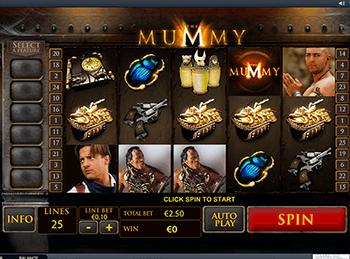 Игровой автомат The Mummy - фото № 3