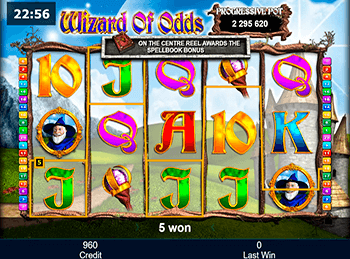Игровой автомат Wizard Of Odds - фото № 2