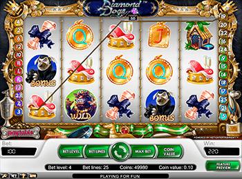 Игровой автомат Diamond Dogs - фото № 4