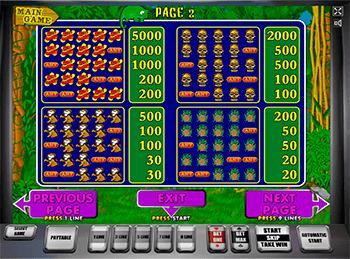 Игровой автомат Crazy Monkey - фото № 2
