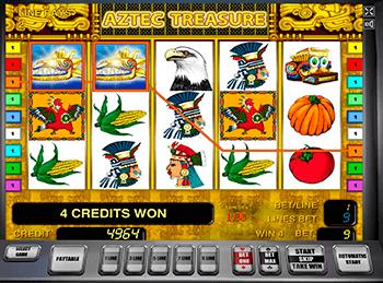 Игровой автомат Aztec Treasure - фото № 3