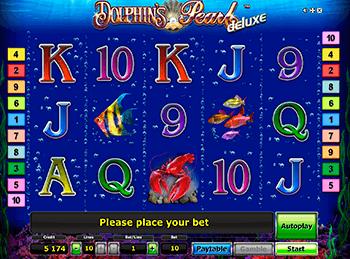 Игровой автомат Dolphin's Pearl Deluxe - фото № 11