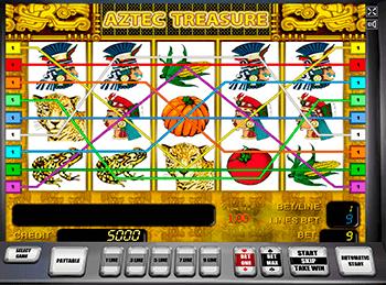 Игровой автомат Aztec Treasure - фото № 2