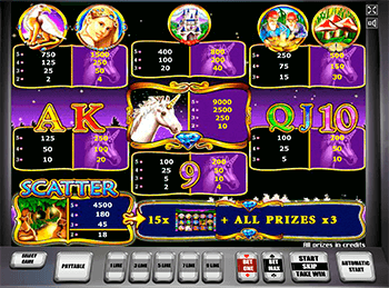 Игровой автомат Unicorn Magic - фото № 6