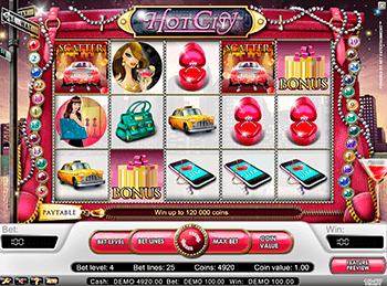 Игровой автомат Hot City - фото № 6